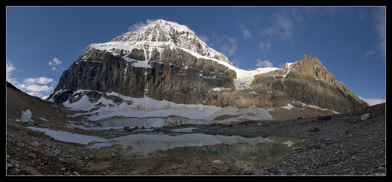 Mount Edith Cavell #2