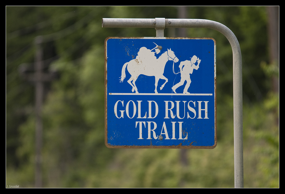 Gold Rush Trail